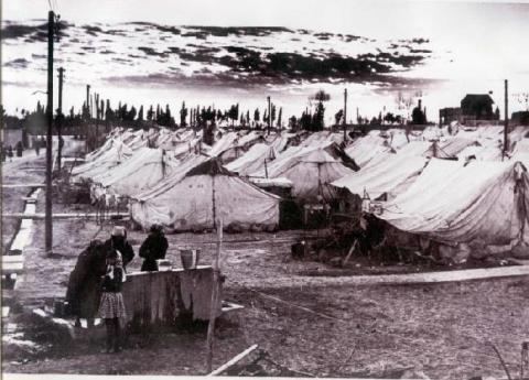 Palestine, 1948