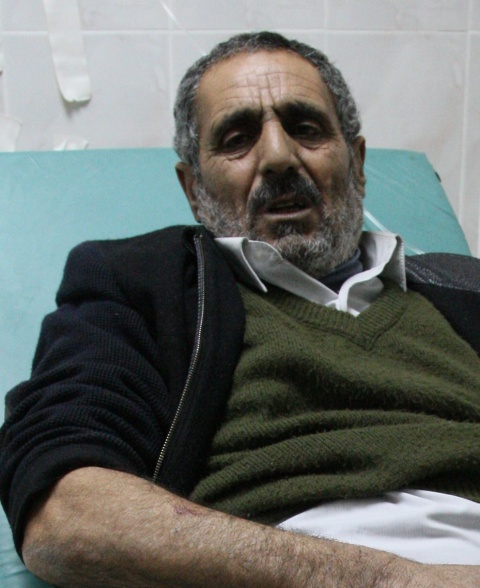 Faddel Al Batran (pic from PRCS collection)