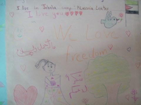 we love freedom